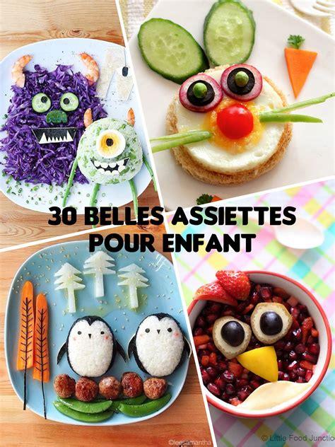 recette cuisine enfants 30 belles assiettes pour qu 39 il mange de tout recettes