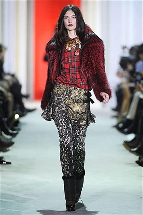 Fall 2010 Glam Grunge Fashion Style
