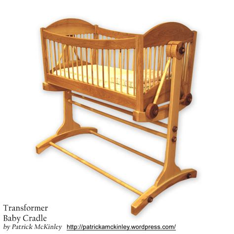 minanda woodworking plans   doll cradle