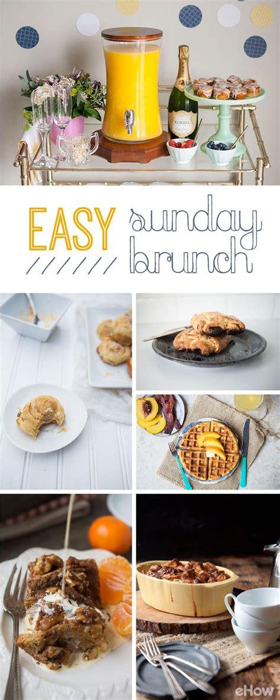 easy brunch ideas best 25 easy brunch menu ideas on pinterest recipes for brunch party brunch menu and recipes