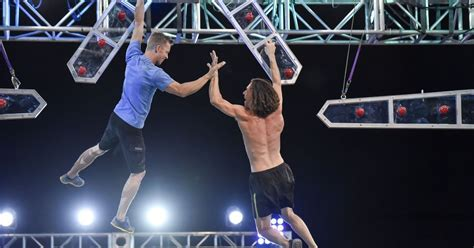 ninja warrior american competition