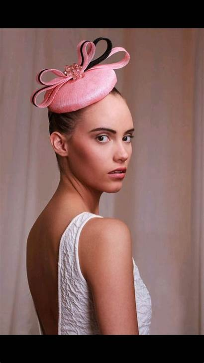 Head Turning Crowd Millinery Stand Luxury