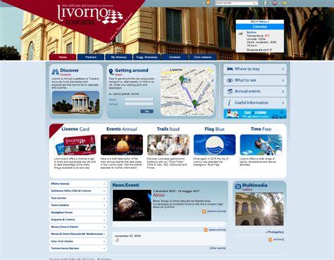 Ufficio Turismo Livorno by Turismo A Livorno Un Sito Ahi Noi A Met 224 La Parte In