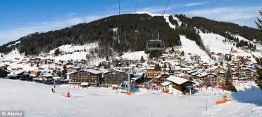 grande corniche in les gets the chalet so swanky it could keep you the slopes daily mail