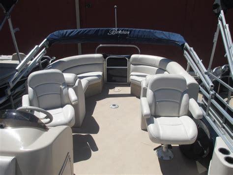 Pontoon Boats San Antonio by Berkshire Pontoons Boats For Sale In San Antonio