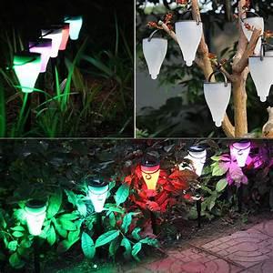 Solarleuchte Garten Kugel : led solarleuchte kugel garten beleuchtung au en leucht ~ Articles-book.com Haus und Dekorationen