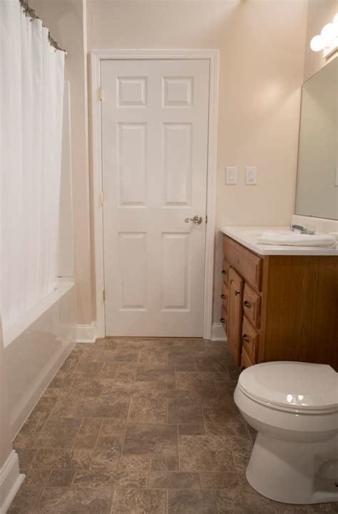 A Blogger Vs Builder Grade Bathroom Makeover  The Makerista