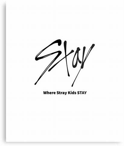 Stray Stay Metal Prints Kpop Fandom Where