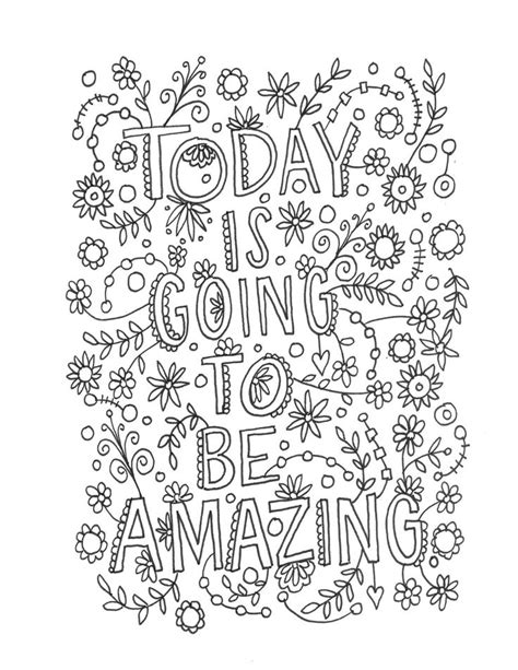coloring pages quotes best 25 quote coloring pages ideas on
