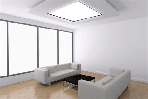 couleur chambre coucher plafond tendu et leds