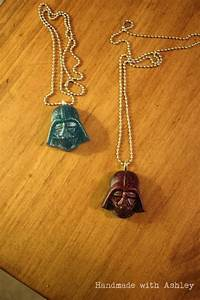 Star Wars Diy : diy star wars jewelry darth vader necklace tutorial handmade with ashley ~ Orissabook.com Haus und Dekorationen