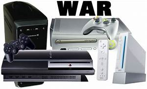 Xbox 360 vs PS3 vs Wii vs PC | MonkY`s Place