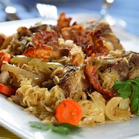 cuisiner une choucroute choucroute allemande ou alsacienne