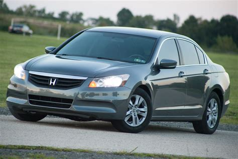 Honda Accord Sales by 2012 Used Honda Accord Se For Sale