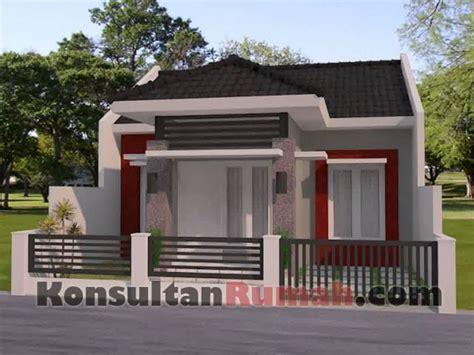 40 desain atap rumah minimalis modern renovasi rumah net