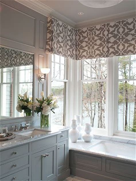 25 best ideas about corner window treatments on