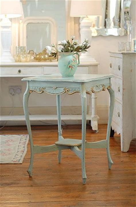 gold shabby chic furniture love it painted furniture pinterest blue gold