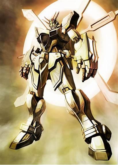 God Gundam Mobile Fighter Burning Mode Hyper
