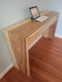 natural wood desk top natural wood computer desk foter