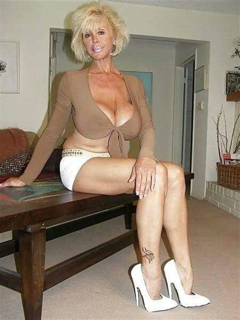 Best Sexy Granny Images On Pinterest Older Women Sexy Women And Pumps
