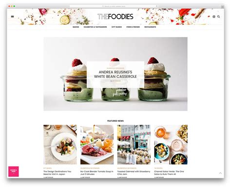 blogs cuisine top ten themes for cooking food web