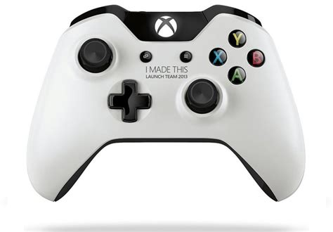 list of all different xbox one controller styles and