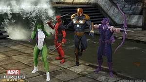 Marvel Heroes Omega Hits The Consoles Find Out Why You