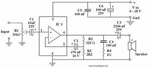 Problems In 8w Audio Amplifier Using Tda2002