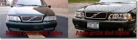 grille headlights  foglights