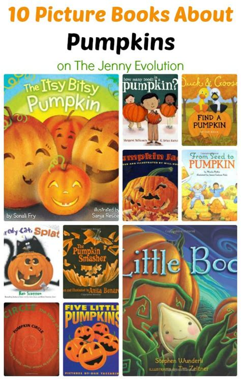 books about pumpkins for preschool 10 picture books about pumpkins the evolution 586