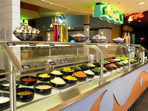 buffet bar cuisine healthy tips for healthy meals on the run