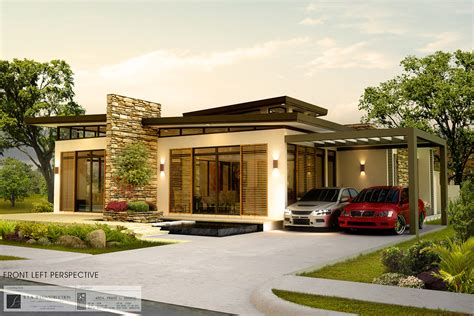 One Story Modern Homes Designs  Modern Home Design Ideas