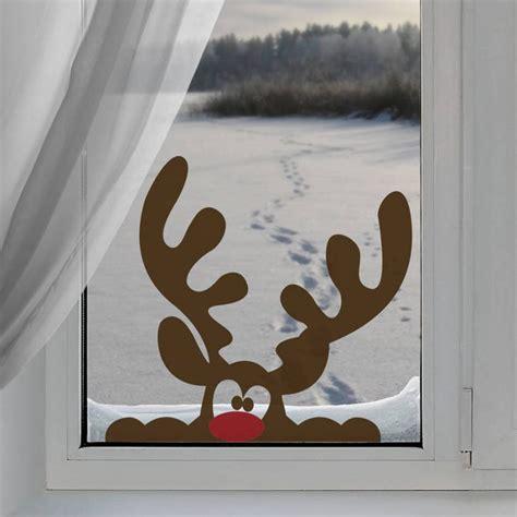 Fensterdeko Weihnachten by Basteln Mit Kindern 17 Fensterbilder Und Malvorlagen F 252 R