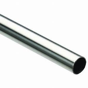 200 Mm En Cm : intensions roede 16 mm rvs 200 cm gordijnroedes ~ Dailycaller-alerts.com Idées de Décoration