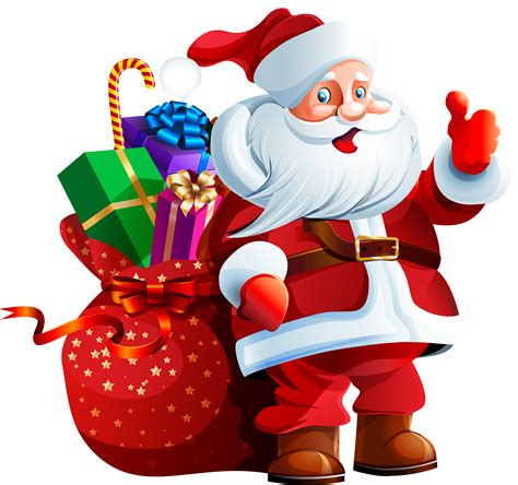 santa claus clipart wallpapers