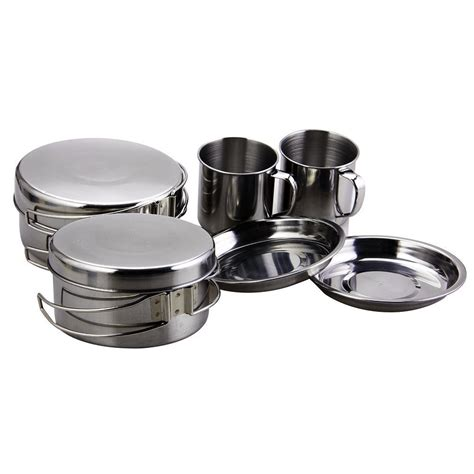 cooking camping cookware backpacking hiking picnic cook outdoor camp amazon