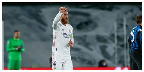 Real Madrid vs Inter: Ramos scores 100th goal as Los ...