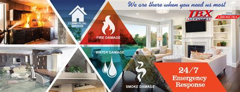 toll      fire water damage