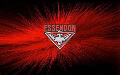 Essendon Football Club Afl Wallpapers Desktop Bombers