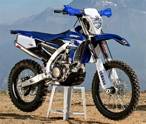 yamaha wr 450 f endurogp 2017 fiche moto motoplanete