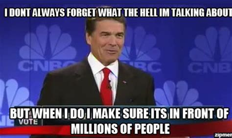 Rick Perry Meme - us 2012 election results