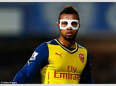 Cesc Fabregas is set to wear a mask once again in the