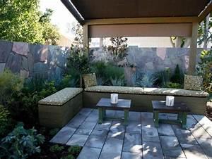 Terrasse exterieur amenagements et deco en 53 idees for Idee de terrasse exterieur