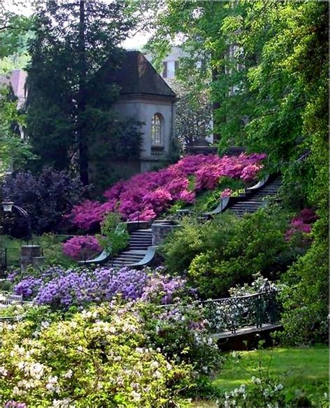 Houses, Cottages, Romantic And Gardens Pixdaus