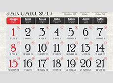 Master Softfile Kalender 2017 plus kalender China 2017