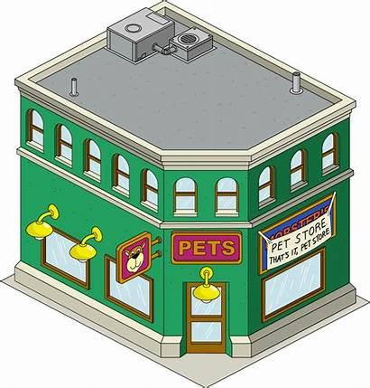 Building Buildings Pet Clipart Clip Transparent Mobster
