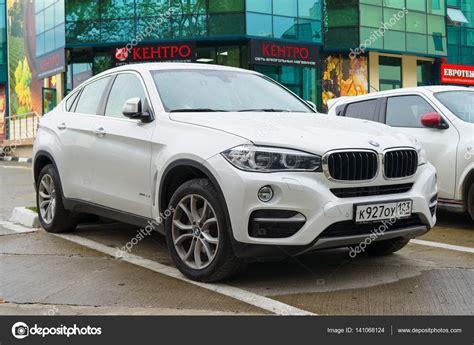 luxury amazing bmw x luxury bmw x6 parked on the of sochi city new