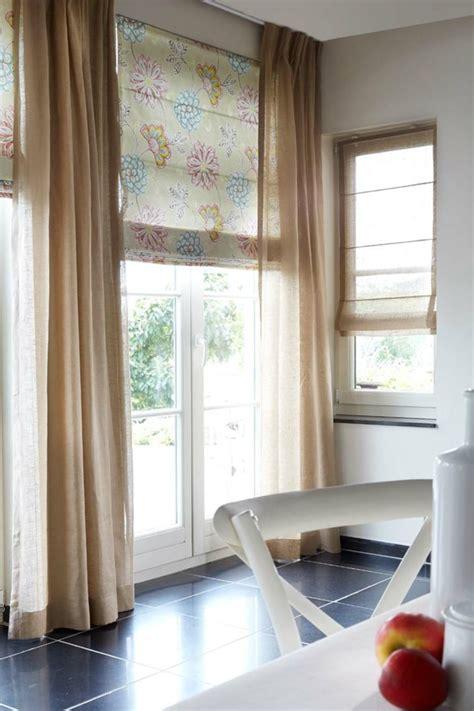 rideaux modernes pour cuisine rideaux design moderne et contemporain 50 jolis intérieurs