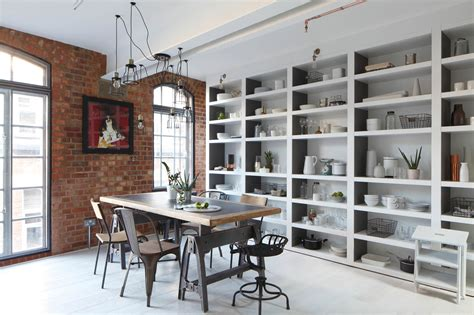 loft apartment by olivier burns loft apartment by olivier burns Industrial