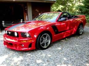 2007 Ford Roush Mustang for sale #1717565 | Hemmings Motor News
